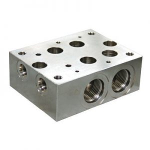 D08 Series Subplate Side Ported Ductile Cast Iron – Island